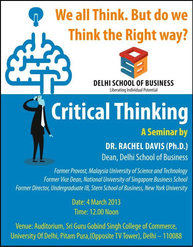 Analytical Thinking, Problem Solving and Decision Making